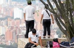 Las zonas verdes son espacios para el paseo y el ocio que mejoran la calidad de vida de los ciudadanos.