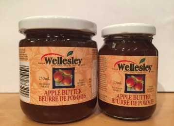 Apple Butter from Medel Orchards Ruthven Ontario