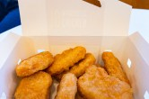 Sunday lunch. Ten Maccas Nugs with Big Mac special sauce.