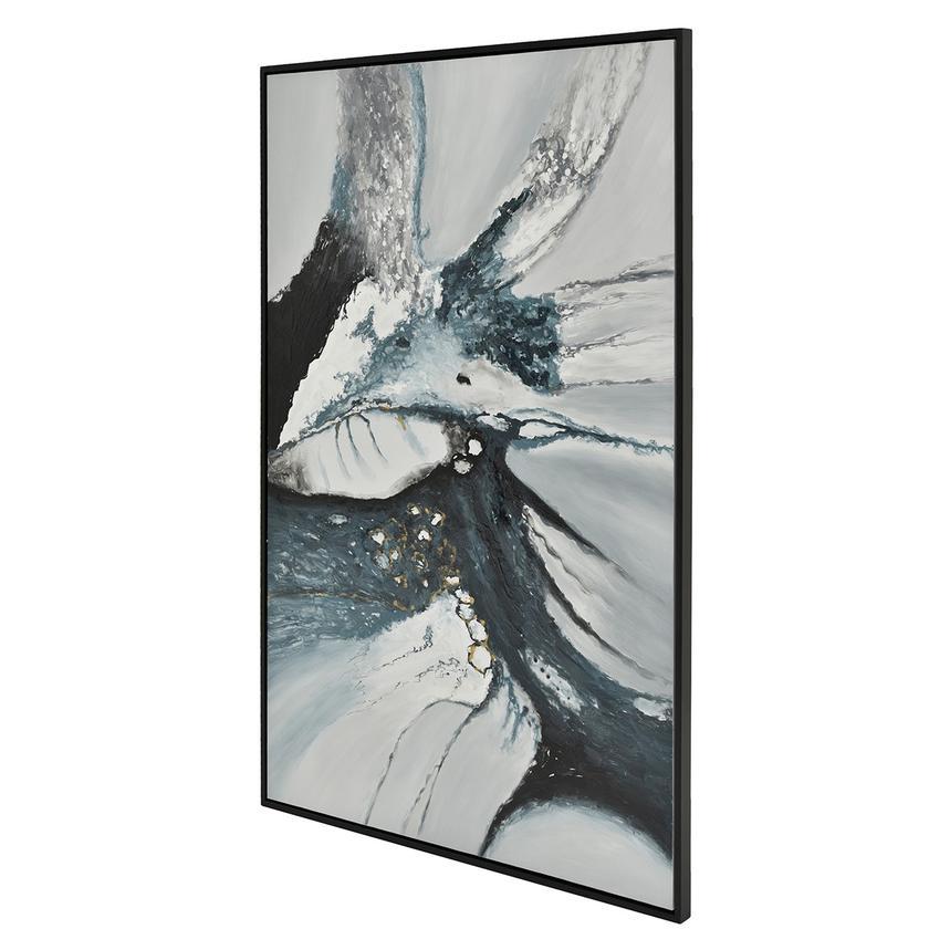 Strisce Canvas Wall Art El Dorado Furniture