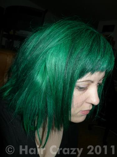 Buy Sonic Green Special Effects Hair Dye
