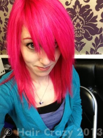 Buy Atomic Pink Special Effects Hair Dye