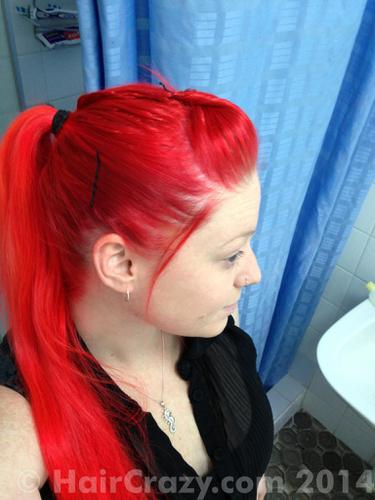 Buy Nuclear Red Special Effects Hair Dye