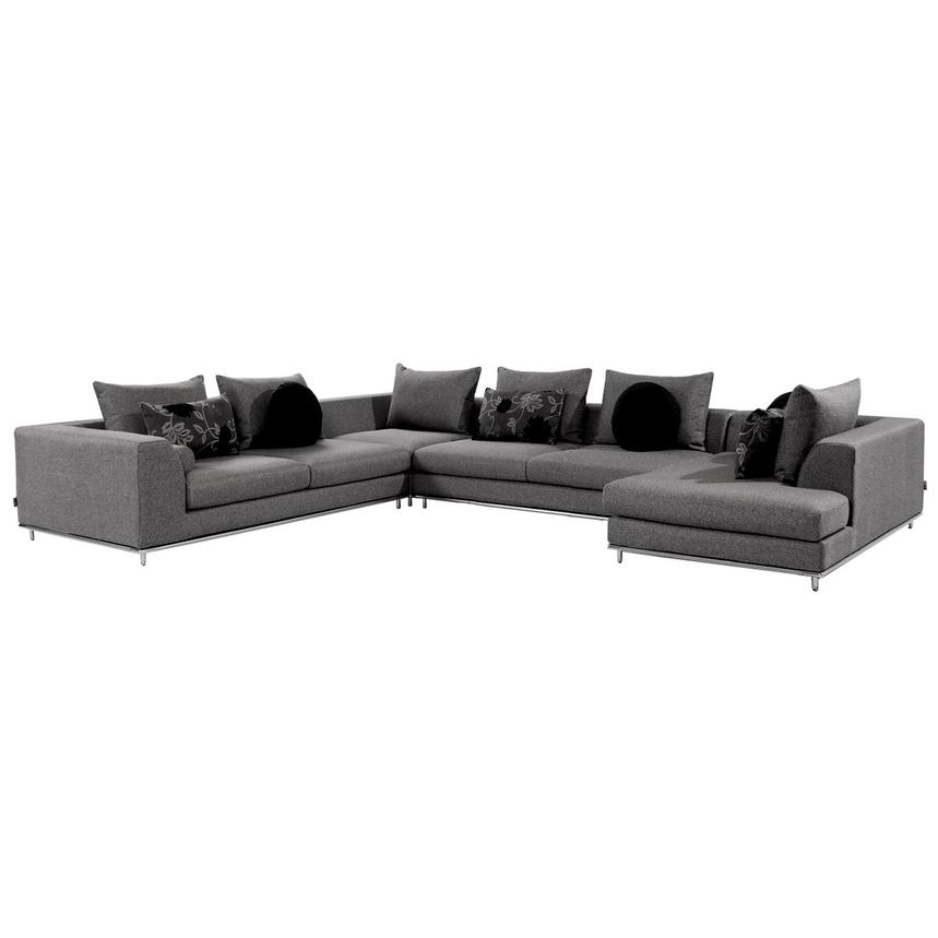 henna sectional sofa w right chaise