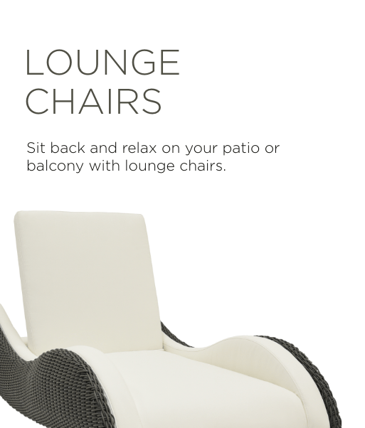 outdoor furniture lounge chairs el