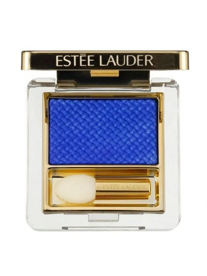"""Brown is a mix of all the primary colors, so there are a lot of options,"" says makeup artist Emily Kate Warren. She recommends a vibrant blue shadow, like Estée Lauder Pure Color Gelée Powder Eyeshadow in Fire Sapphire, for rich, dark brown eyes. ""An electric shade like this really makes brown eyes pop—I just love the contrast."""
