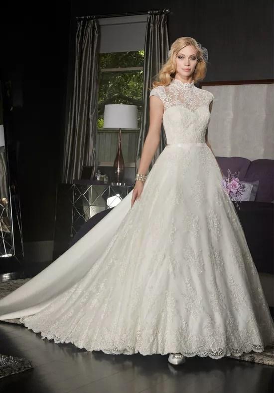 1 Wedding By Marys Bridal 6441 Wedding Dress The Knot