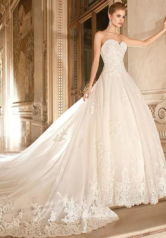 Demetrios 4330 Wedding Dress The Knot