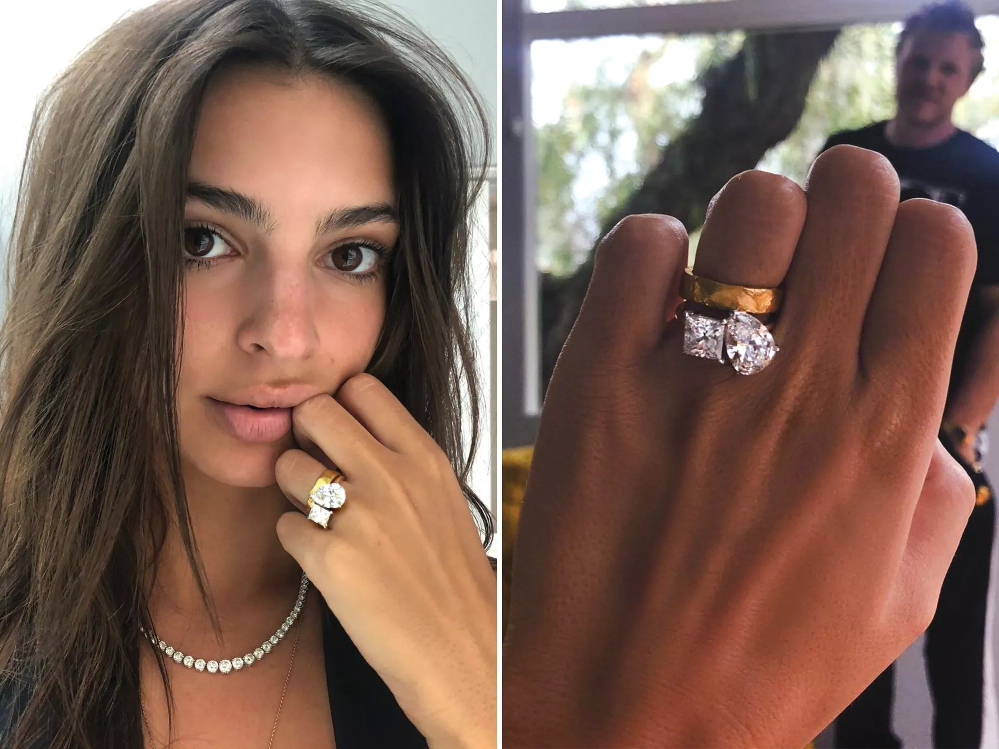 How To Wear Wedding Ring Sets A Full Guide