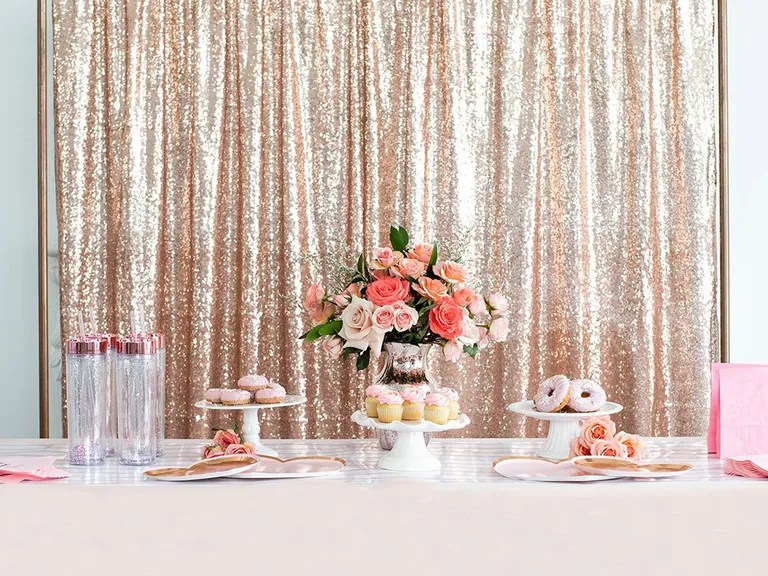 25 creative engagement party decorations