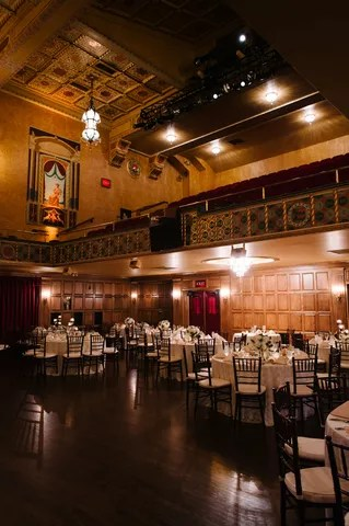 Gem Theatre Reception Venues Detroit Mi