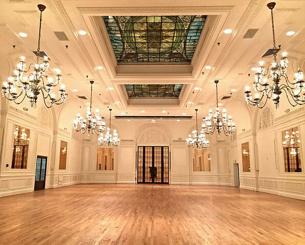 The Alexandria Ballrooms Los Angeles Ca