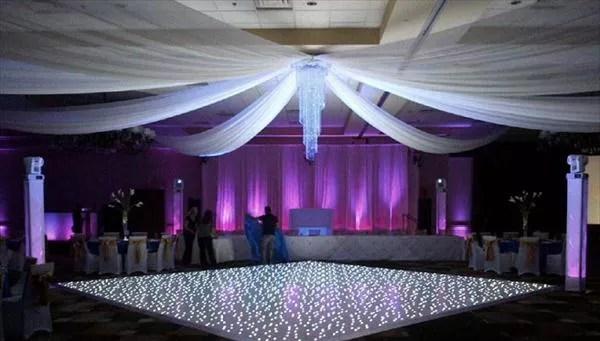 luxury lounge lighting rentals