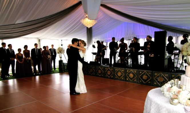 A Wedding Reception At The Crowne Plaza Hollywood Beach Hotel In Florida