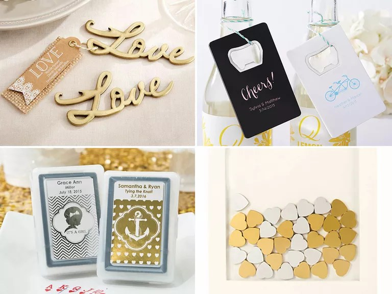 34 Cheap Wedding Favors You Won't Believe Are Under $1