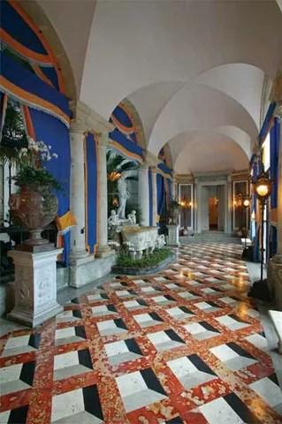 Vizcaya Museum And Gardens Reception Venues Miami Fl