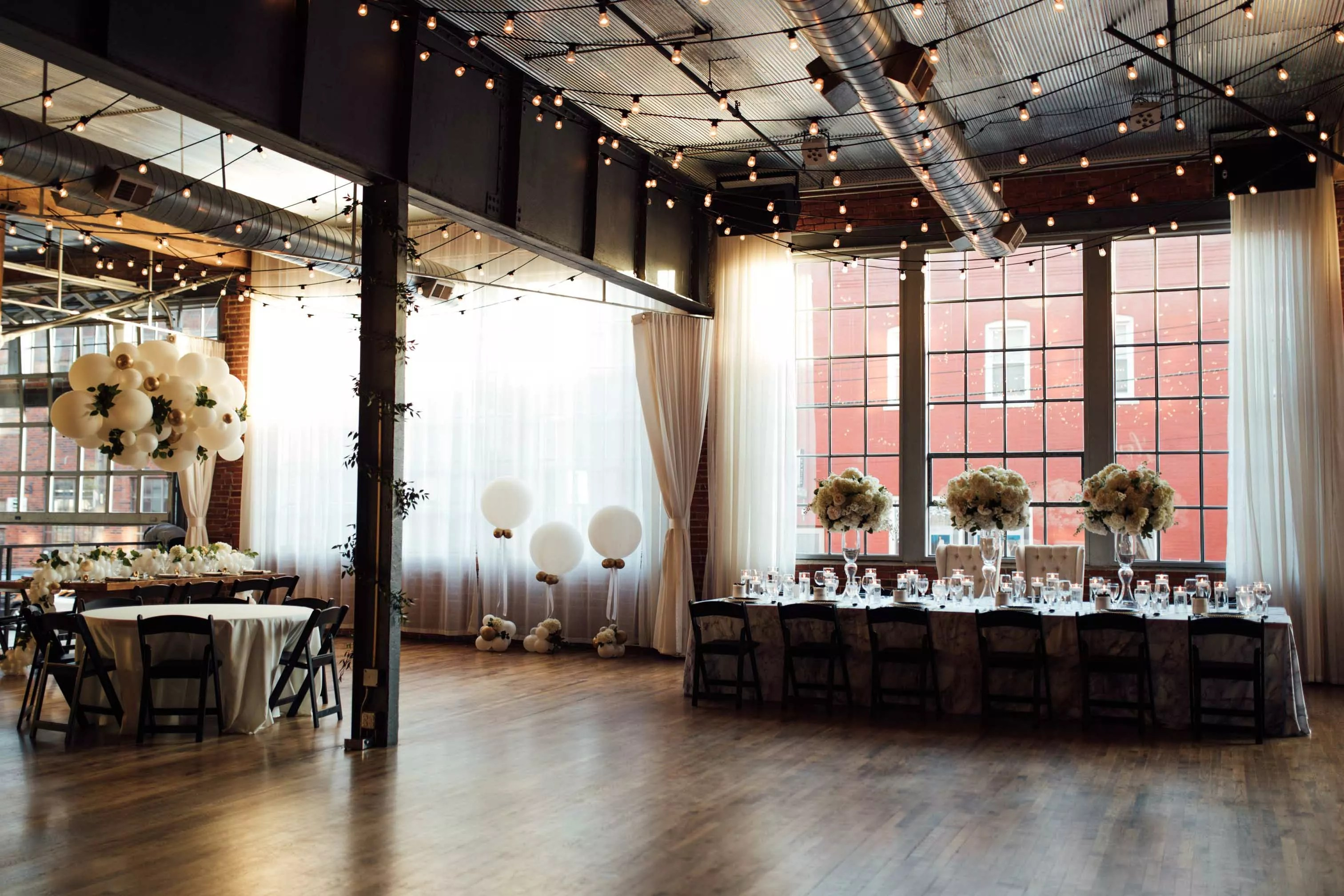 The Everly Event Space Reception Venues The Knot