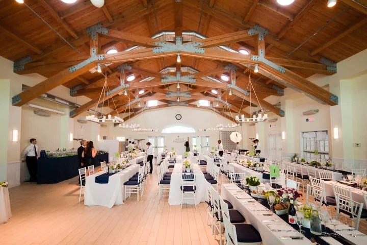 The Pavilions At Penfield Beach Reception Venues Fairfield Ct