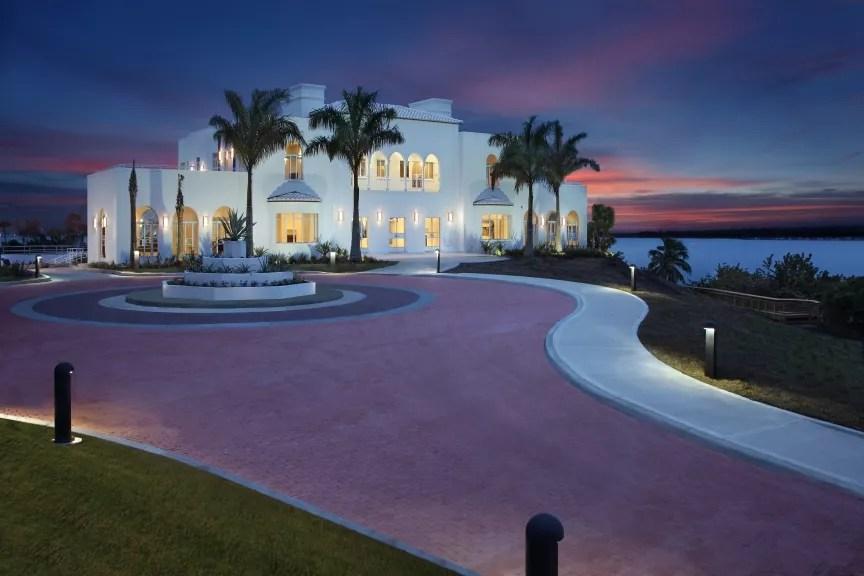 The Mansion At Tuckahoe Reception Venues Jensen Beach Fl