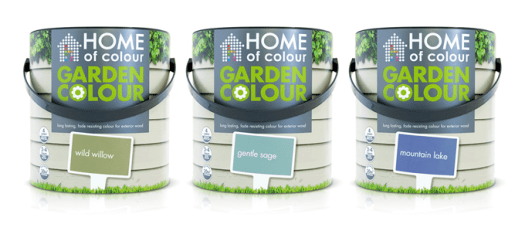 Homebase Expands Home Of Colour Paint Range With Garden Launch The Drum