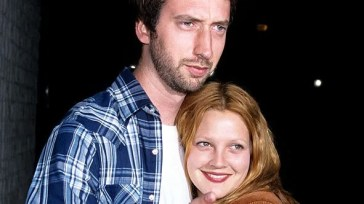 Drew Barrymore e Tom Green, quando rincontri l'ex marito dopo 20 anni