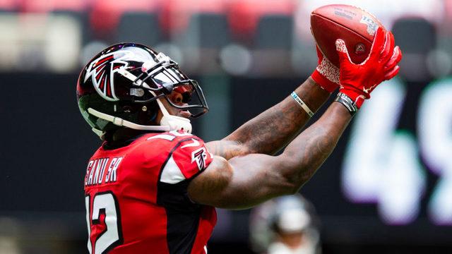 Reports: Atlanta Falcons trade Mohamed Sanu to New England Patriots