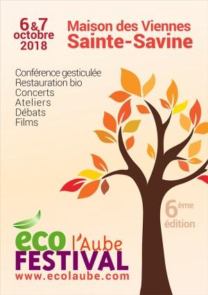 EcolAube Festival  Et  Octobre  SainteSavine  Lcologie Dans