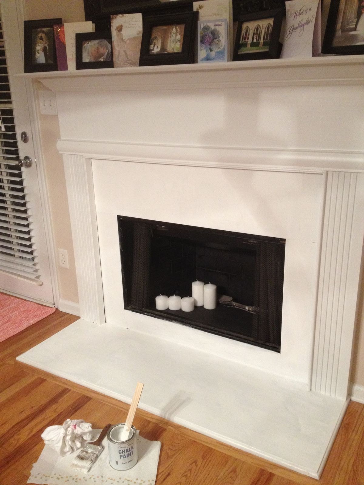 Images About Fireplace Makeover