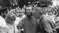 Liberation of José Antonio Ortega Lara, who was held hostage by ETA for 532 days between 1996 and 1997.