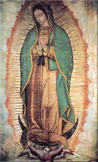 Mexico at La Basilica de la Nuestra Señora de Guadalupe