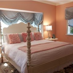 Benjamin Moore Perfect Peach 2167 50 More Bedroom