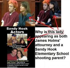 crisis actors sandy hook parents are aurora shooting attorney. BUSTED!