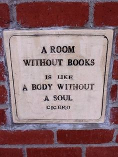 A room without books 100%