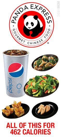 In the mood for Chinese takeout but don't want all of the calories?  Check out this menu for dinner all under 500 calories!