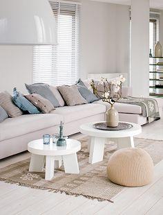 Verkoopstyling: Welke kleur verkoopt goed? #vtwonen Living room