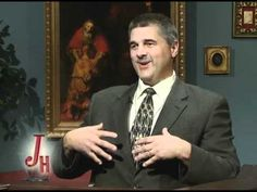 Journey Home - Former Mormon - Marcus Grodi with Barry Metzentine - 11-29-2010