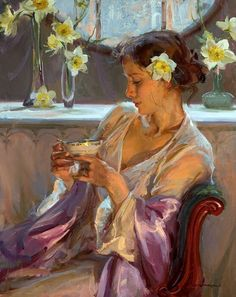 'Daffodil Girl'