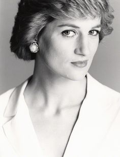 Diana, Princess of Wales by David Bailey 1988
