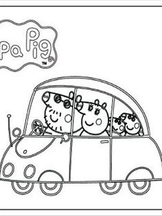 Peppa Pig Party On Pinterest Peppa Pig Pigs And Garden