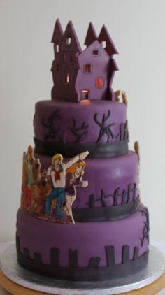 Scooby Doo Cakes On Pinterest Scooby Doo Birthday Cakes