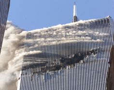 WTC North Tower, 9/11