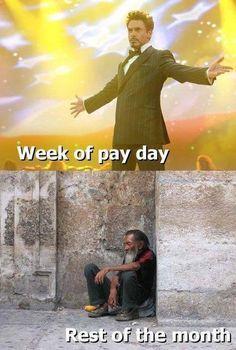 Payday - www.meme-lol.com
