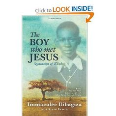 An amazing true story about a pagan boy (Catholic convert) from Rwanda who had visits and messages from Jesus in the 1980s.