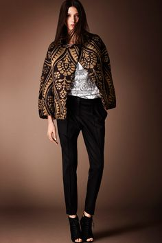 Burberry Prorsum | Pre-Fall 2014 Collection | Style.com