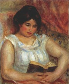 Gabrielle Reading, Pierre-August Renoir (1906)