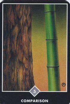Osho Zen - Comparison - 5 van zwaarden