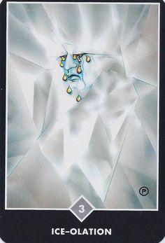Osho Zen - Ice-Olation - 3 van zwaarden