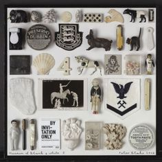collection  . Museum of Black and White by Peter Blake