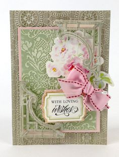 Anna Griffin On Pinterest Anna Griffin Embossing Folder