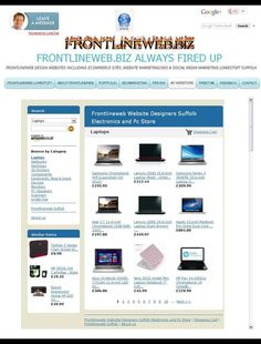 Welcome to Frontlineweb Suffolk Electronics and Pc Store                                                        Here you will find the latest Amazon Deals & Great Bargains                                                With the assurance you are dealing directly with Amazon Themselves                                                                                                                              http://www.frontlineweb.biz/#!-frontlineweb-pc-webstore/czen